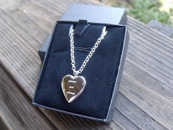 PicturesOnGold.com Laser Engraved Locket