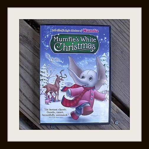 mumfies white christmas dvd