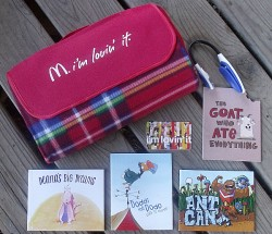 McDonald's Gift Card and Family Reading Pack