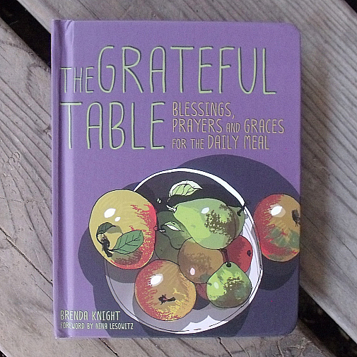 The Grateful Table by Brenda Knight