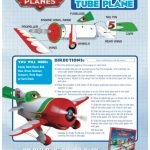 Disney Planes El Chupacabra Printable Craft Project