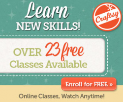 Free Online Craftsy Classes
