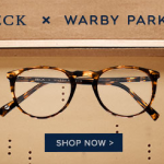 Warby Parker + Beck: Limited Edition Frames