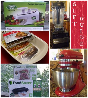 Holiday Gift Guide – Gifts for the Home Cook