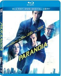 Paranoia Blu-ray DVD Combo