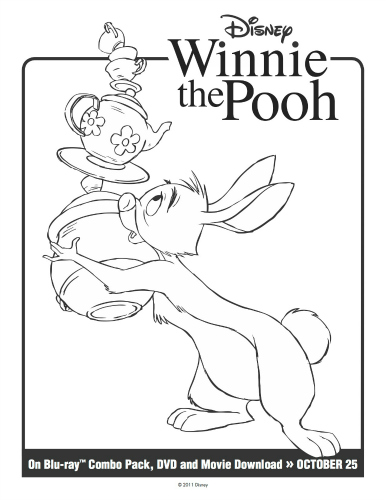 Free Tigger From Winnie The Pooh Coloring Pages, Download Free ... | 500x386