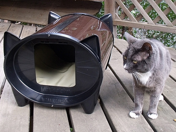 KatKabin Outdoor Cat House