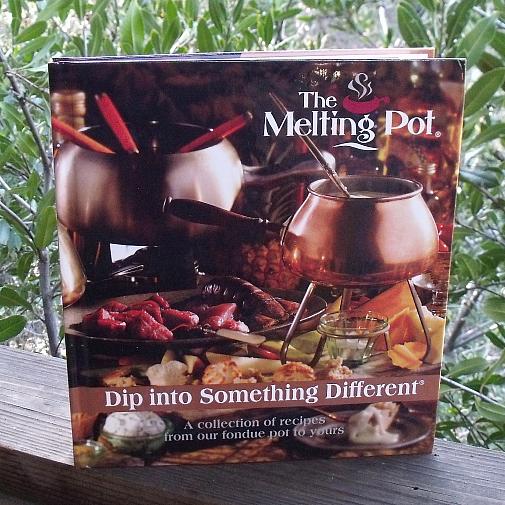 The Melting Pot Fondue Cookbook