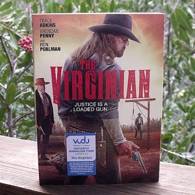 The Virginian DVD Starring Trace Adkins