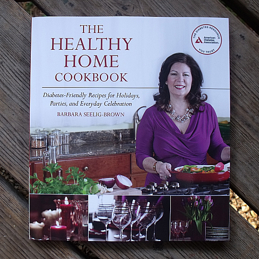 The healthy home cookbook mama likes this for Barbara seelig