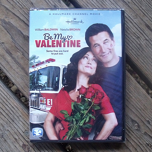 Be My Valentine DVD