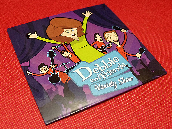 Debbie and Friends Variety Show CD