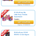 Discounts on Holiday Toys and Games – EXPIRED
