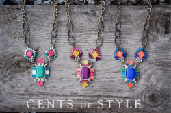 Cents of Style Statement Necklaces