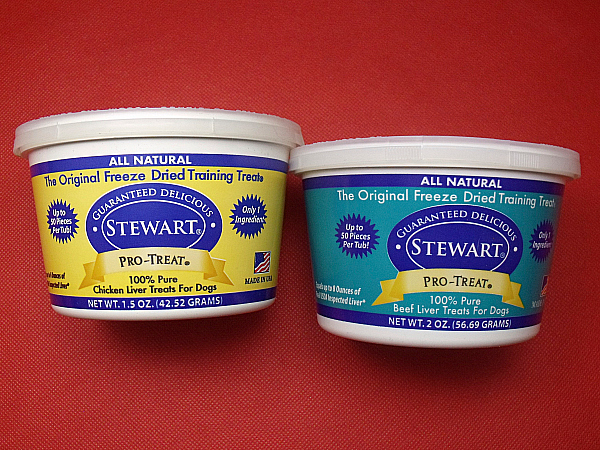 Stewart Freeze Dried Dog Treats