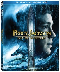 Percy Jackson: Sea of Monsters Blu-ray DVD Combo
