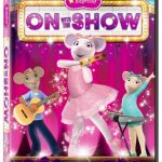 Angelina Ballerina: On With the Show DVD
