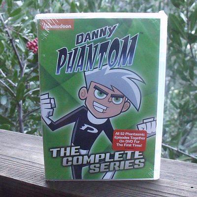 Danny Phantom: The Complete Series DVD