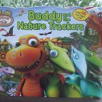Dinosaur Train Buddy & The Nature Trackers Book