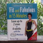 Fit and Fabulous Book and DVD