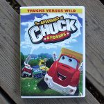 The Adventures Of Chuck And Friends: Trucks Vs. Wild DVD