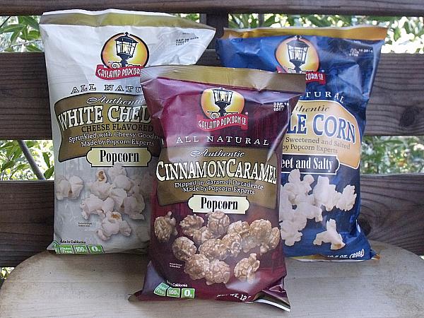 Gaslamp Popcorn