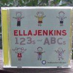 Ella Jenkins 123s and ABCs CD