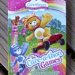 Care Bears: The Care-A-Thon Games DVD