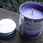 Aurorae Lavender Soy Meditation Candle