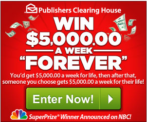 PCH Sweepstakes | Mama Likes This
