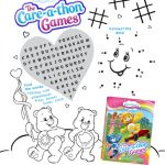 Care Bears Printable Activity Page
