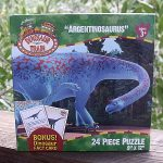 Dinosaur Train Argentinosaurus Puzzle