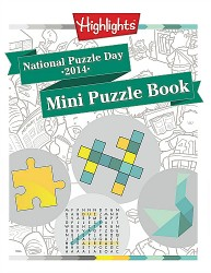 Printable Highlights Puzzle Book