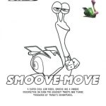 Turbo Smoove Move Coloring Page