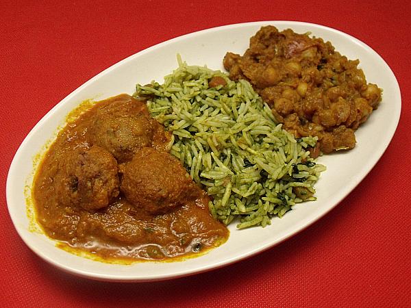 Tandoor Chef Kofta Curry