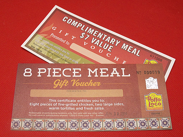 El pollo loco coupons codes