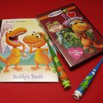 Dinosaur Train and Dental Health
