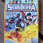 Slugterra: Heroes of the Underground DVD