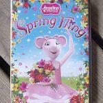 Angelina Ballerina: Spring Fling DVD