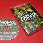 Ninja Turtles: The Next Mutation-East Meets West DVD