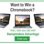 Chromebook Sweepstakes – Ends 2/28/14