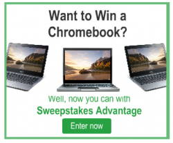 Chromebook Sweepstakes