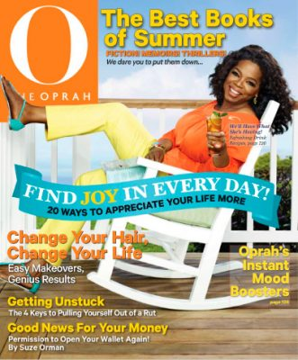 Today Only – O, The Oprah Magazine Subscription – $6.99