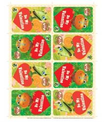Dinosaur Train Printable Valentine's Day Cards