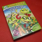 Leapfrog Letter Factory Adventures: Letter Machine DVD