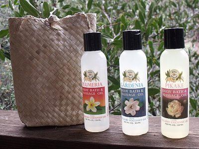 Maui Excellent Massage Oils