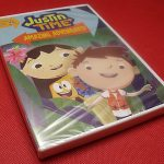 Justin Time Amazing Adventures DVD