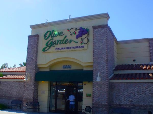 Olive Garden Italian Restaurant Mama Likes This