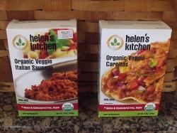 Helen's Kitchen Vegan Meat Alternatives