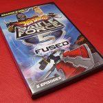 Hot Wheels Battle Force 5: Fused Season 2, Volume 1 DVD